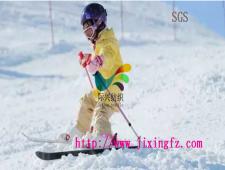 魔术贴绑带在滑雪中的作用